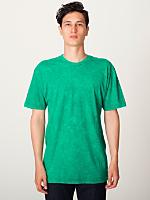 Acid Wash Jersey Short Sleeve T-Shirt