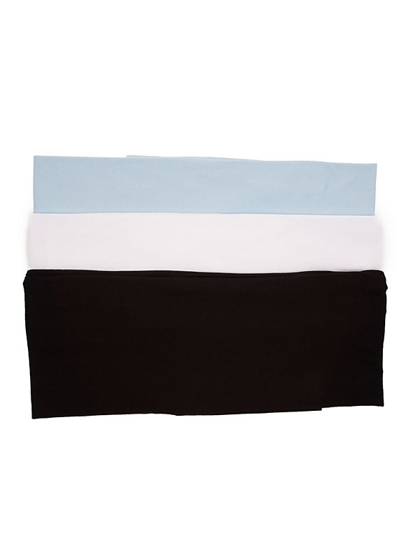 Unisex Sheer Jersey Scarf(3-Pack)