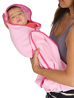 Infant Interlock Receiving Blanket