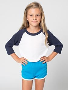 Kids' Interlock Running Short