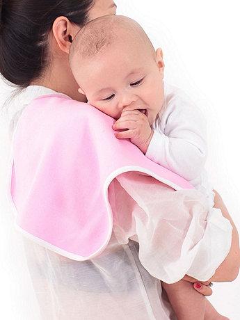Infant Interlock Burp Cloth