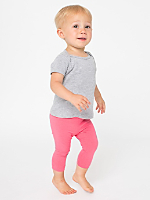 Infant Cotton Spandex Jersey Legging
