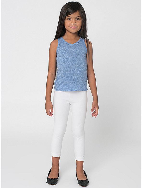 Kids' Cotton Spandex Jersey Legging