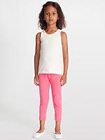 Kids Cotton Spandex Jersey Legging