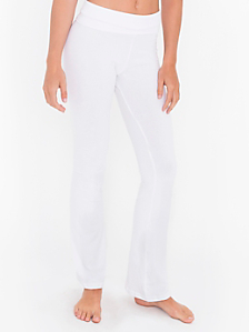 Cotton Spandex Jersey Yoga Pant