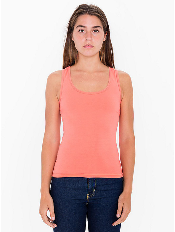 Cotton Spandex Tank Top