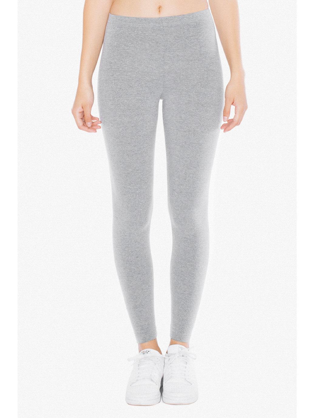 Cotton Spandex Jersey Yoga Pant | American Apparel