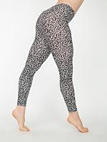 Winie Print Cotton Spandex Jersey Legging