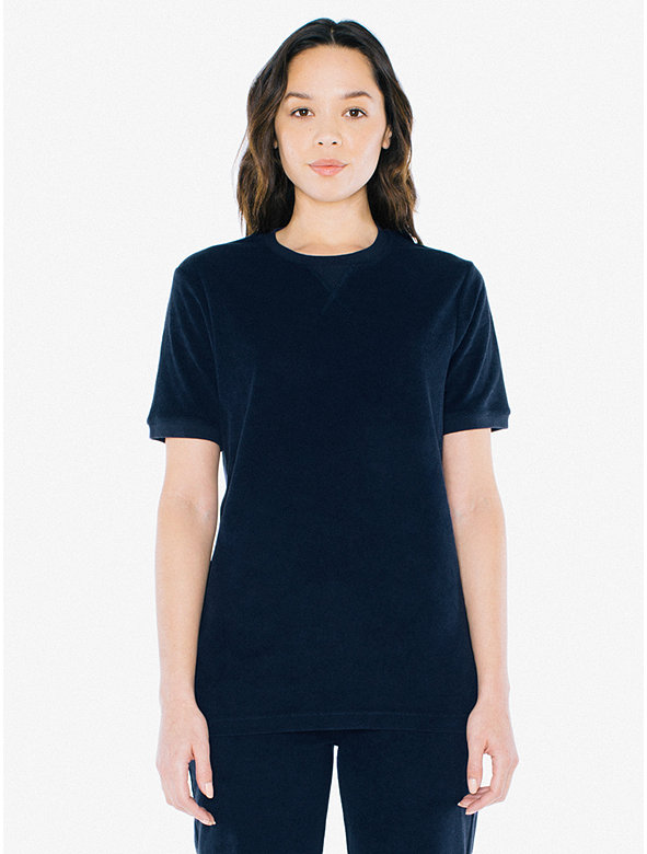 Unisex Loop Terry Sports T-Shirt
