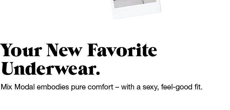Your New Favorite Underwear