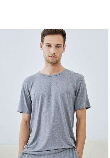 Mix Modal Short Sleeve T-Shirt