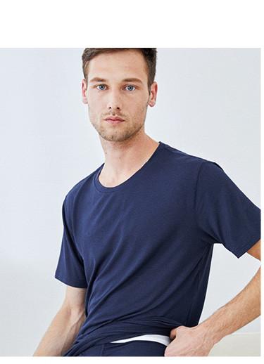 Mix Modal Short Sleeve T-Shirt