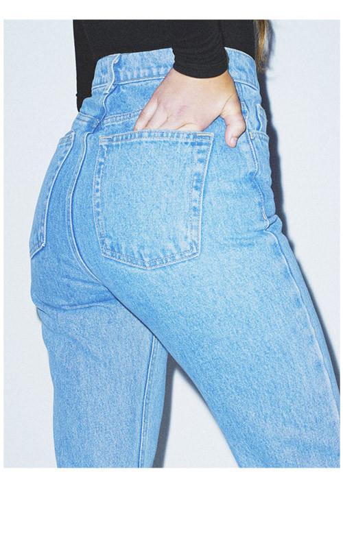 The High Waist Jean