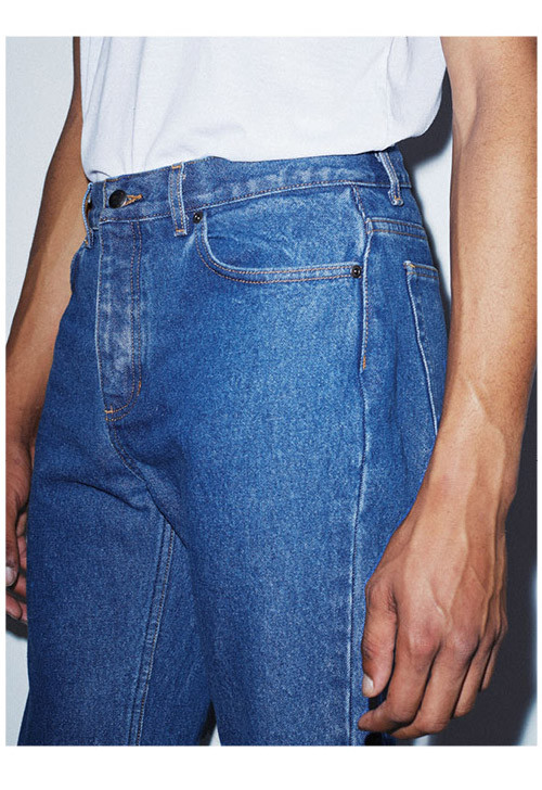 The Straight Jean
