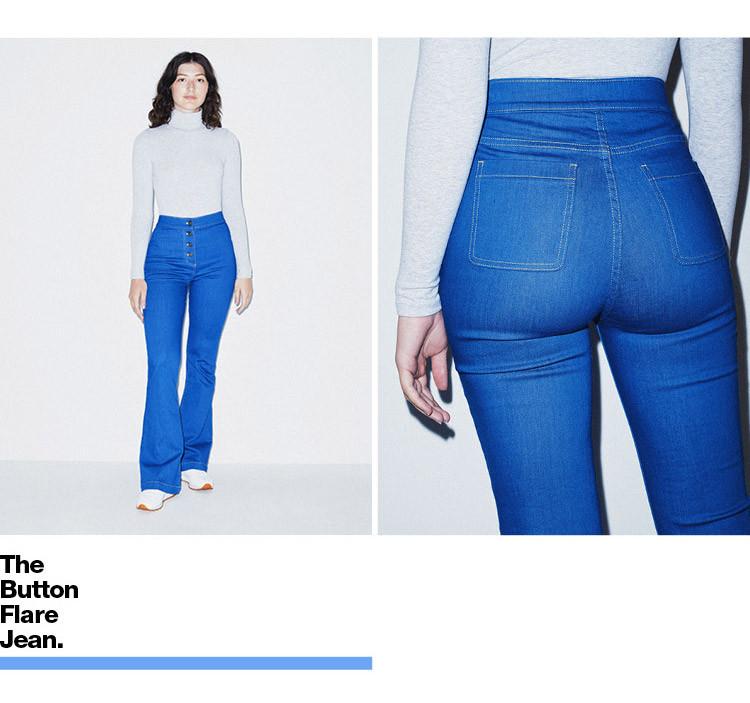 Denim Flare Jean