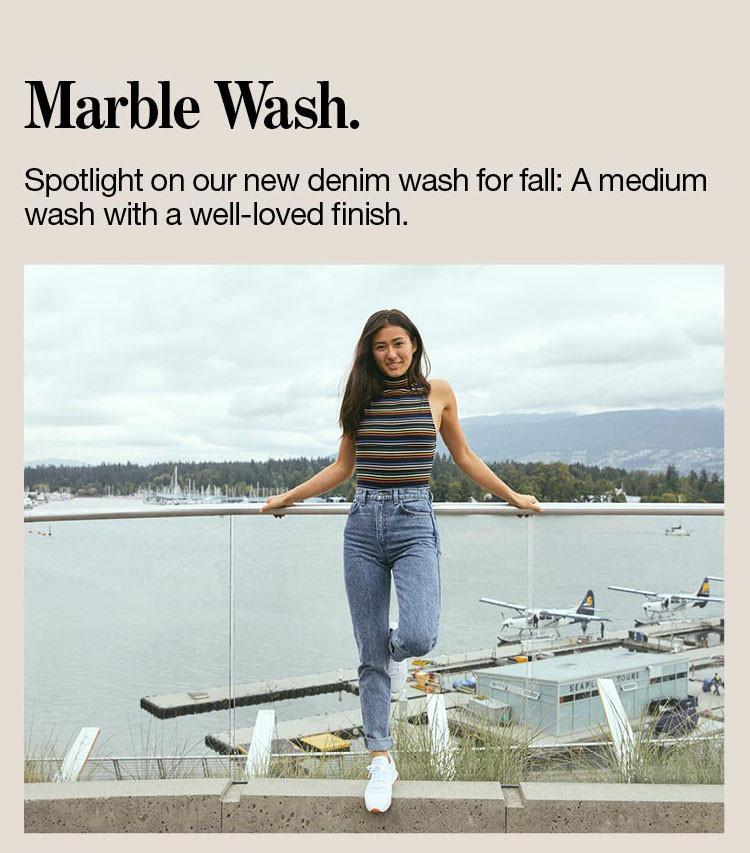 Marble Wash