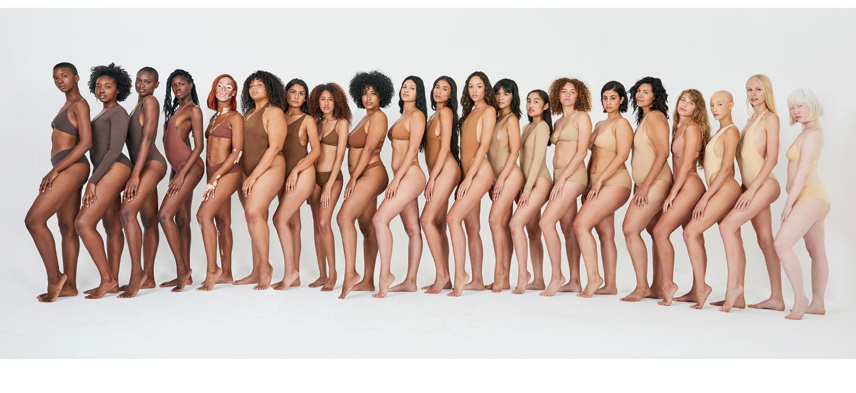 Line of Women