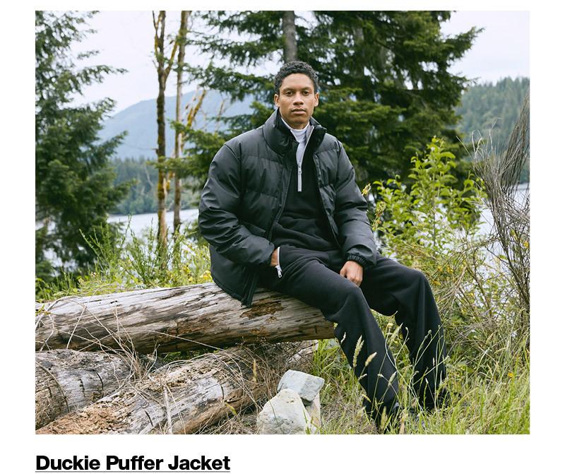 Duckie Puffer Jacket