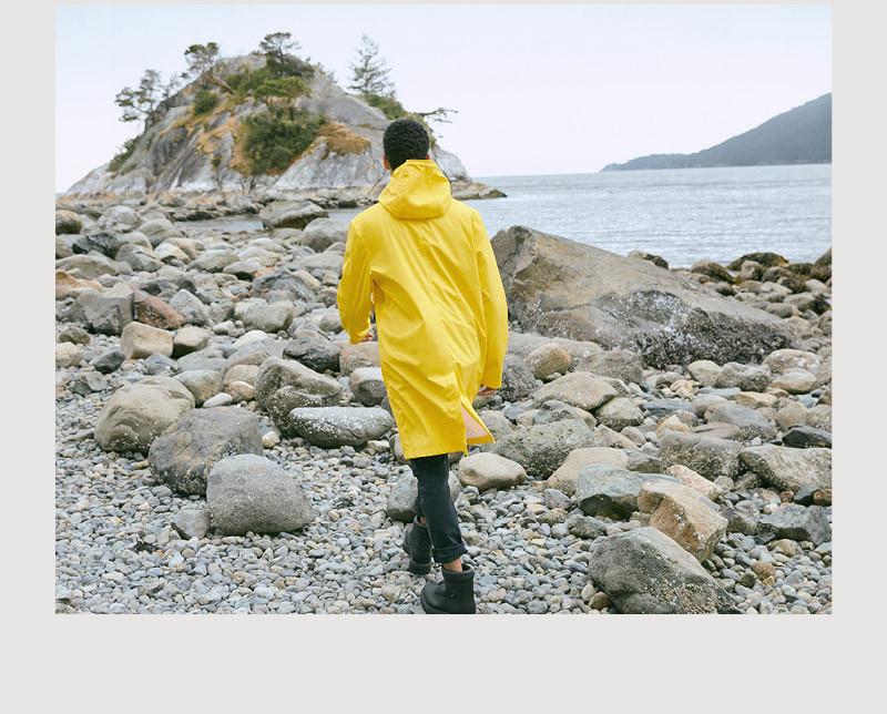 Duckie Raincoat