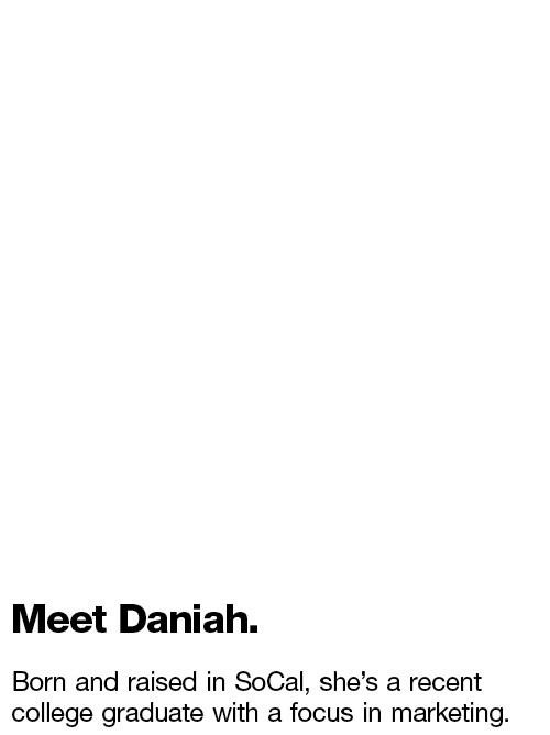 Meet Daniah