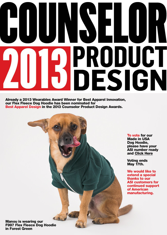 Already a 2013 Wearables Award Winner for Best Apparel Innovation,