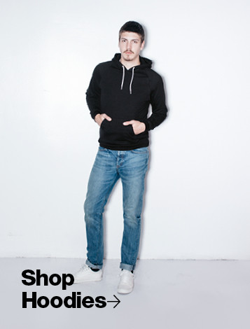 Men's Denim Shop - Hoodies & Sweatshirts