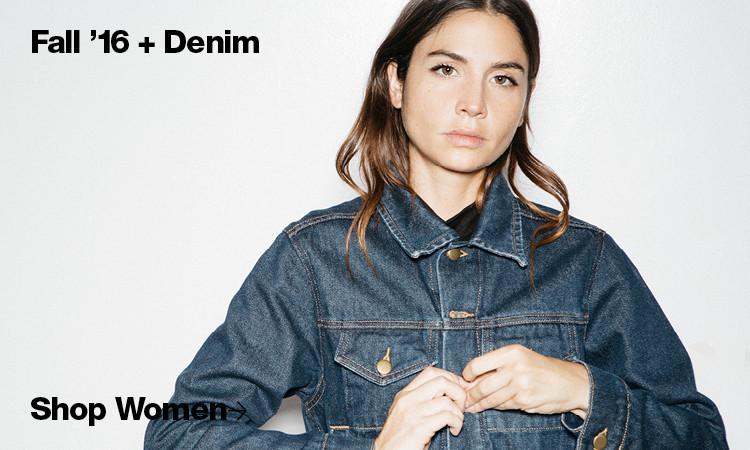 Women's Denim Shop