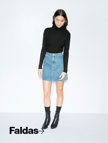 Women's Denim Shop - Denim Skirts