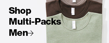 Men's Multi-Packs