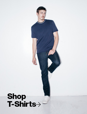Men's Denim Shop - T-Shirts