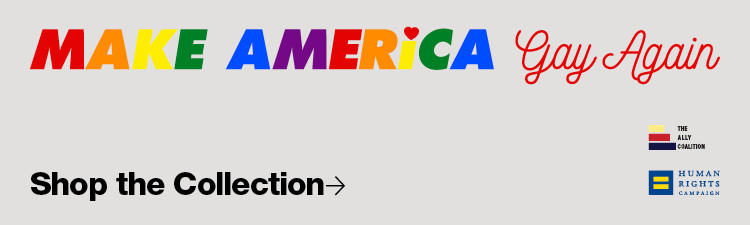 Make American Gay Again