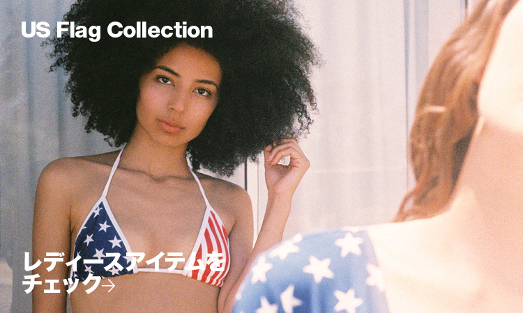 Women's US Flag Collection