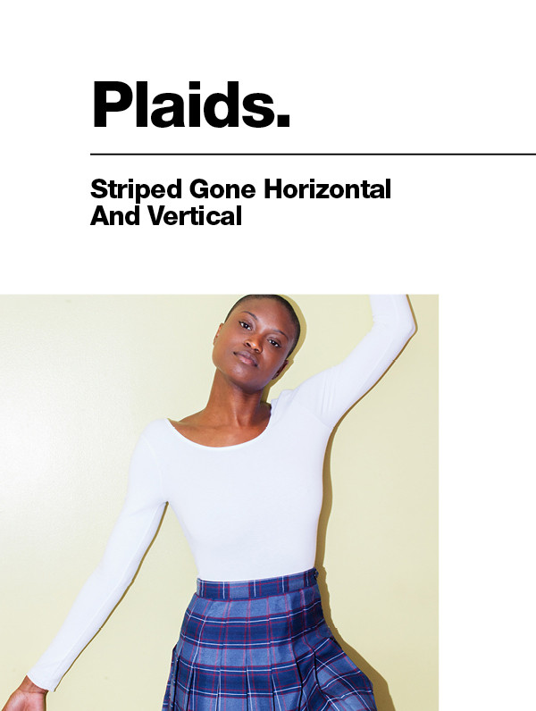 Stripes and Plaids - 29