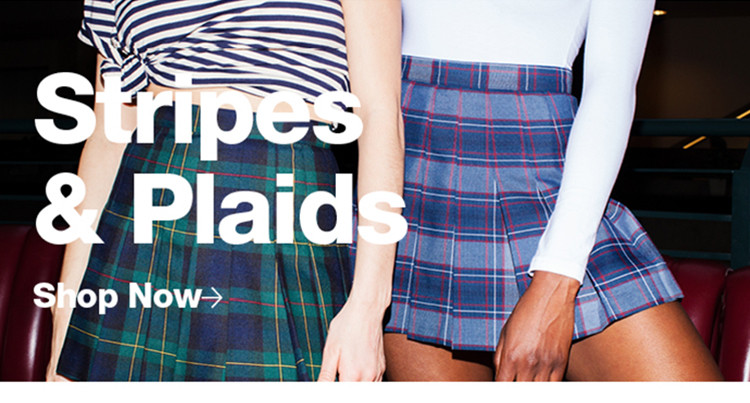 Stripes and Plaids - 1
