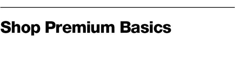 Premium Basics - 48