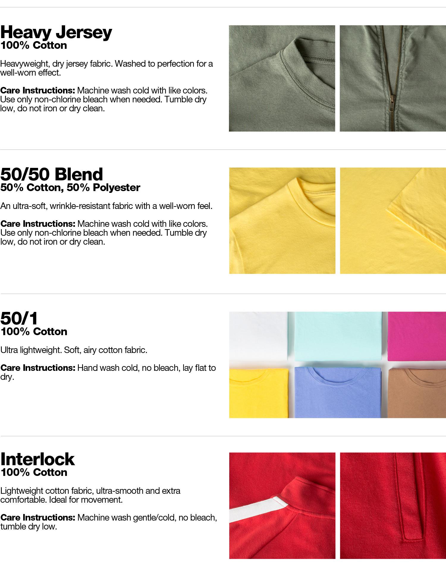Meet the Fabrics - 3