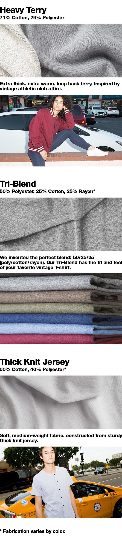 Meet the Fabrics - 4