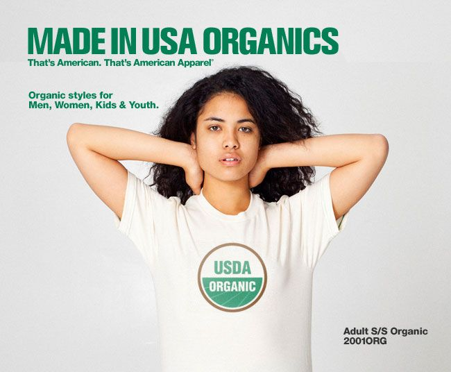 Made In USA Organics