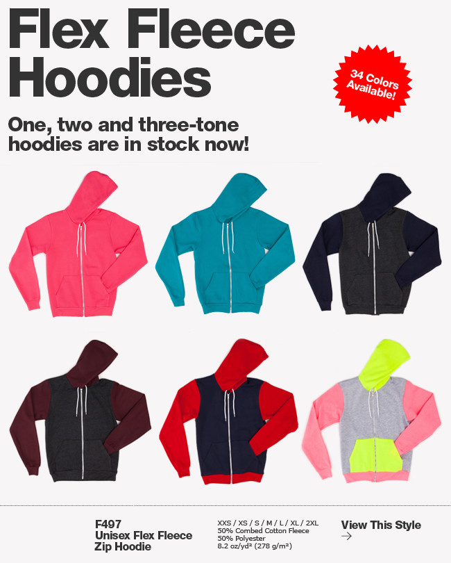 Everyone's Favorite Hoodie - Available in 34 Colors!