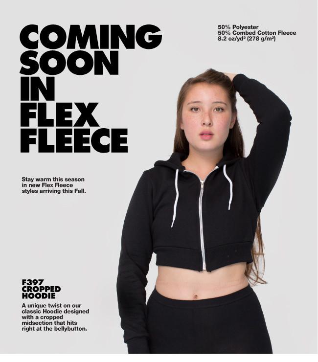 Coming Soon in Flex Fleece!