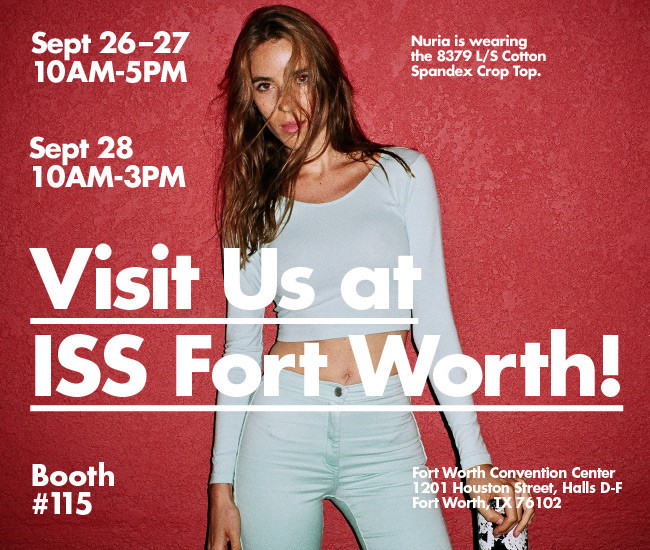 Visit Us at ISS Fort Worth!