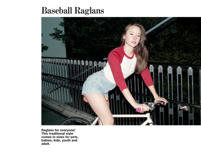 Baseball Raglans