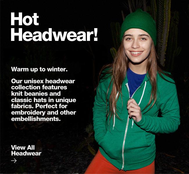 Made in USA Headwear
