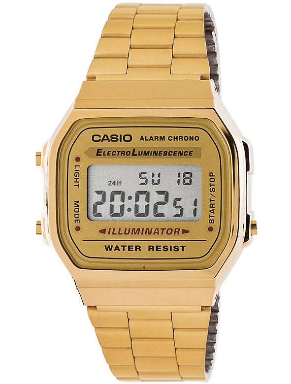 A168WG9-A Casio Gold Digital Watch