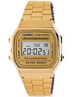 A168WG9-A Casio Gold Digital Watch
