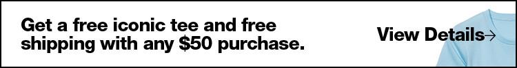 Free Tee Promo
