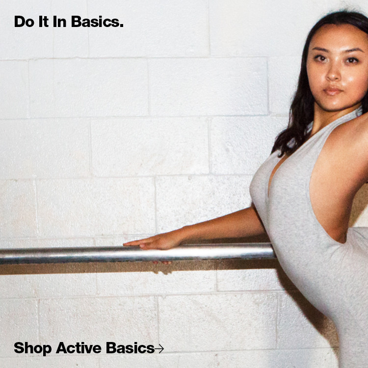 Women's Do it in Basics