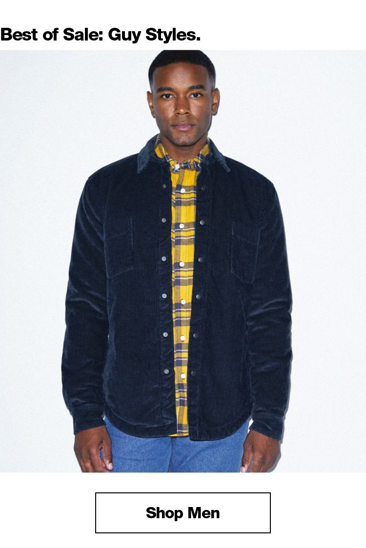 ethically made sweatshop free american apparel  best of sale guy styles men