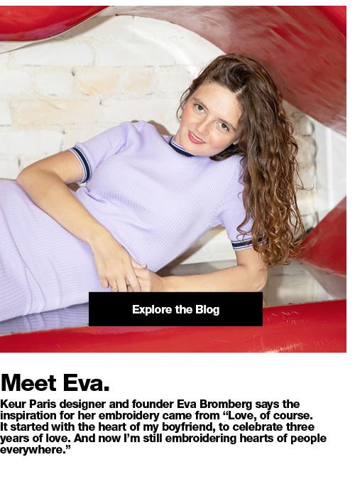 Meet Eva.