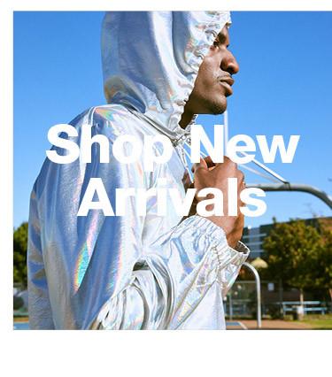 Shop Men New Arrivals CTA